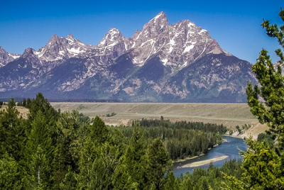Cover image for Al Andersen Photography's Grand Teton National Park Gallery.