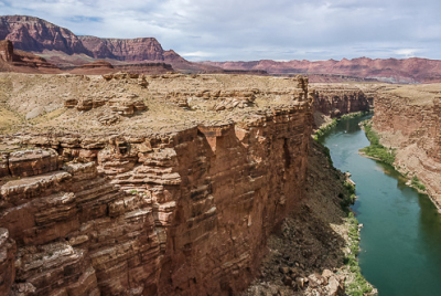 Cover image for Al Andersen Photography's Marble Canyon Gallery.
