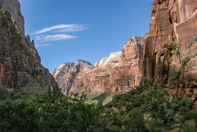 Cover image for Al Andersen Photography's Zion National Park Gallery.