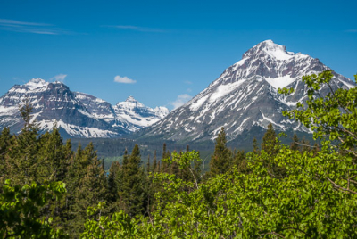 Cover image for Al Andersen Photography's Glacier National Park Gallery.