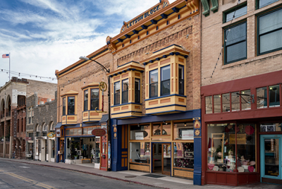 Cover image for Al Andersen Photography's Bisbee Gallery.